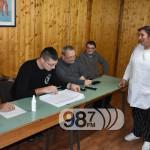 Referendum u Romskom naselju 2016 glasanje