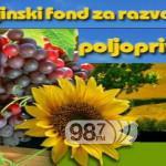 pokrajinski font za razvoj poljoprivrede