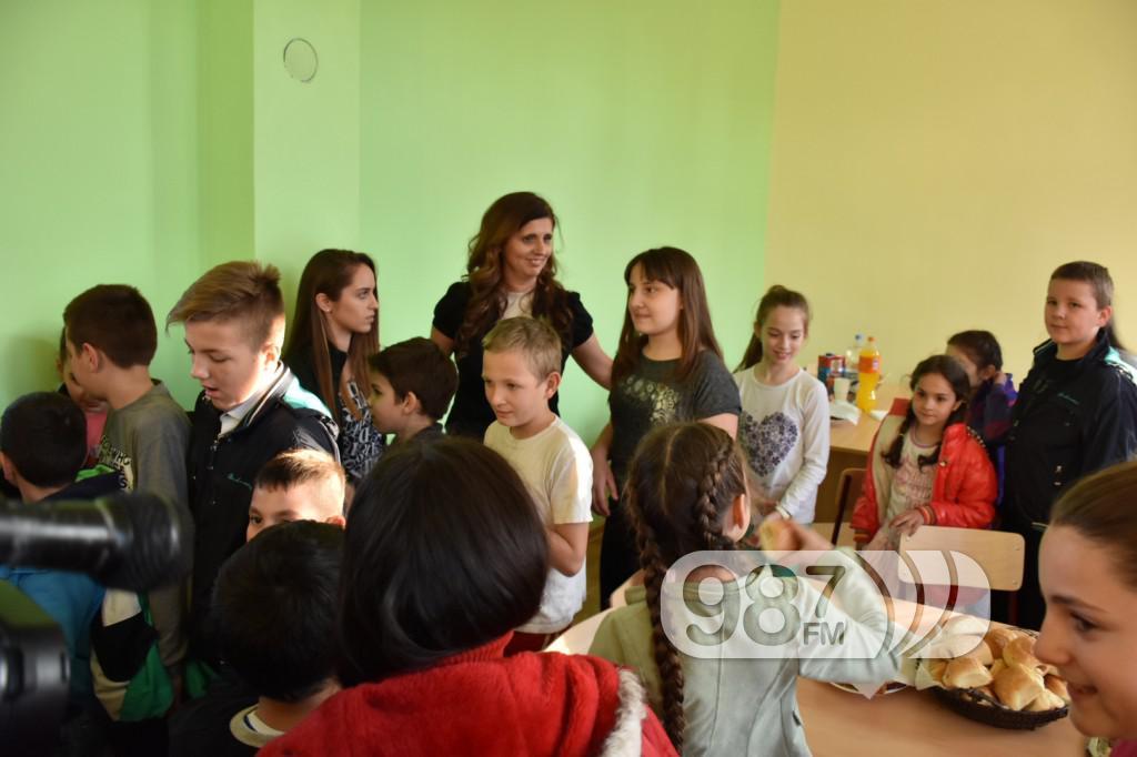 Renovirane prostorije Svilojevo, David Nađ i Marija IvanovićRenovirane prostorije Svilojevo, David Nađ i Marija Ivanović