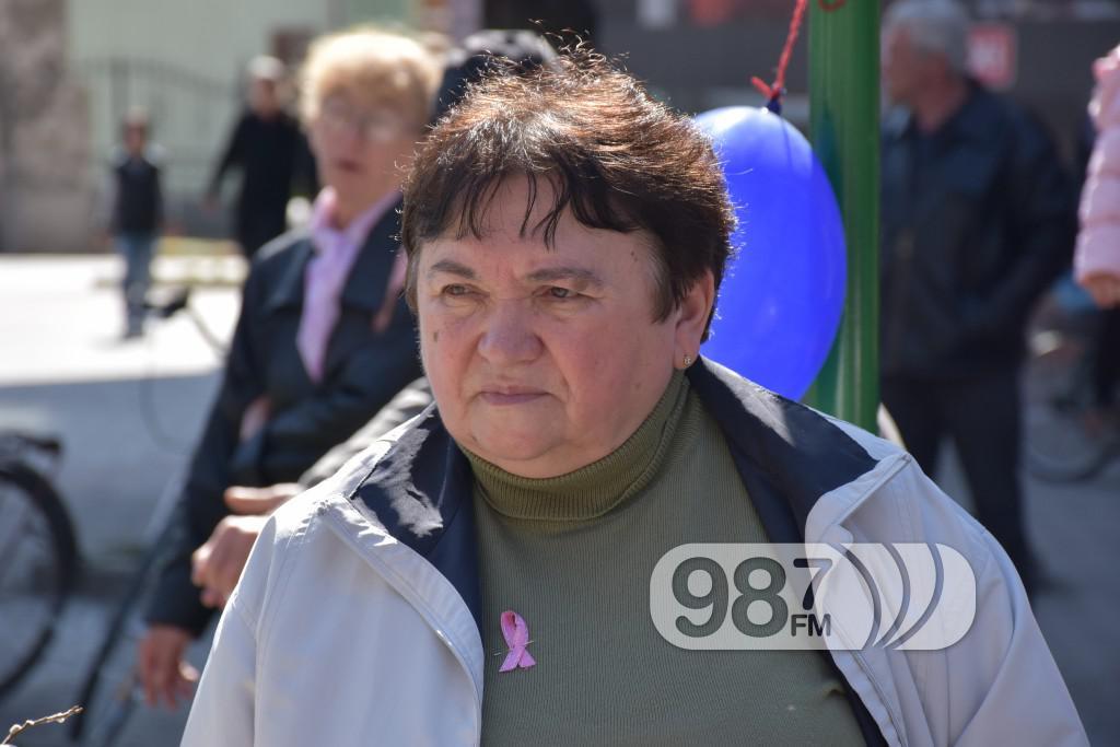 Biljana Benic, drustvo za borbu protiv raka