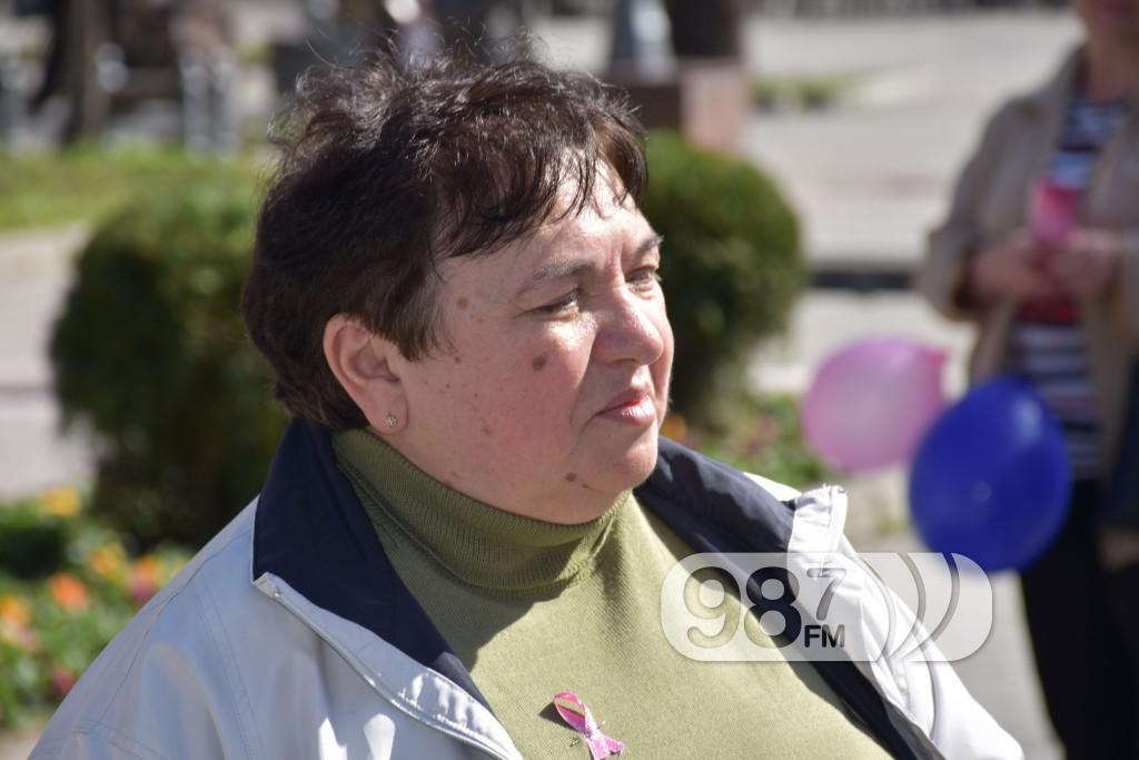 Biljana Benic, drustvo za borbu protiv raka (2)