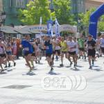 Sombor Masovnost  Sa  starta polumaratona
