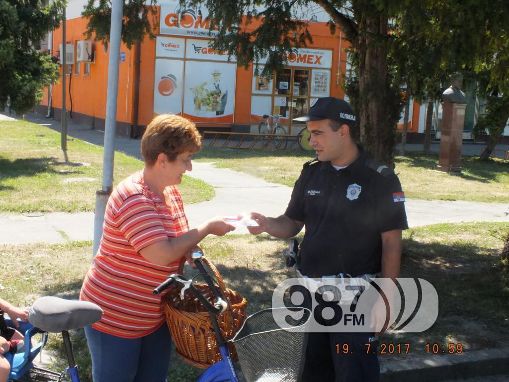 akcija policije, bezbedniji saobracaj u kupusini, mup apatin (3)