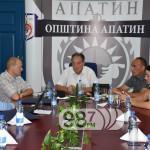 Milan Škrbić , predsednik opštine Apatin sa delegacijom privredne komore Australije (6)